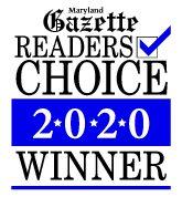 MD Gazette Reader's Choice 2020 Winner
